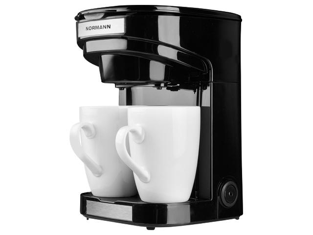 Капельная кофеварка normann acm 126